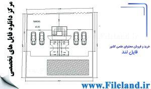 پلان معماری 16.35*17.05– کد پلان: 34